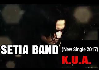 Kunci Gitar Lagu Setia Band - K.U.A