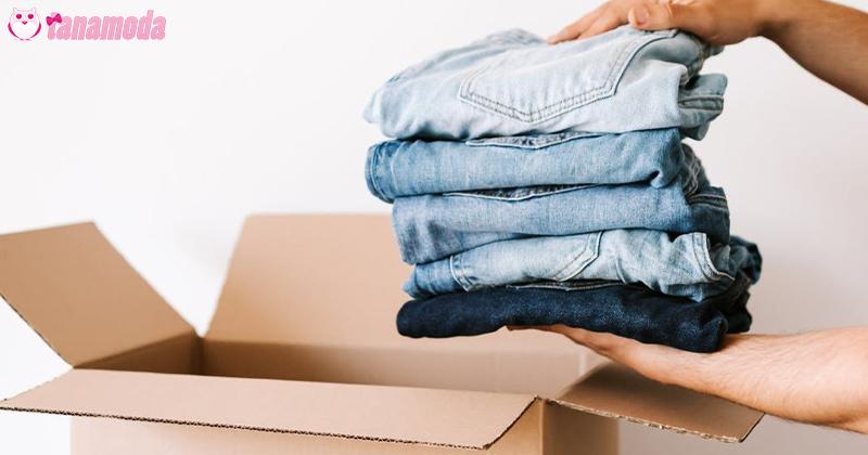 Como organizar suas roupas adequadamente para uma mudança de casa.
