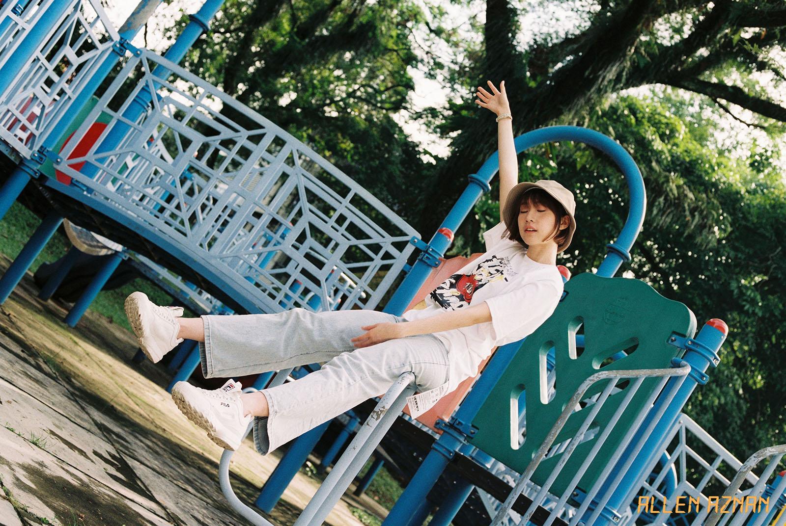 Celine Yan | Playground Legend (Film)