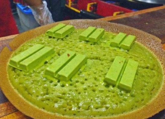 Martabak Andir Bandung, Rasa Lezat Yang Membekas