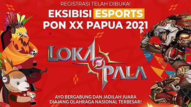 lokapala pon xx papua