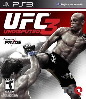 UFC UNDISPUTED 3 PS3 TORRENT