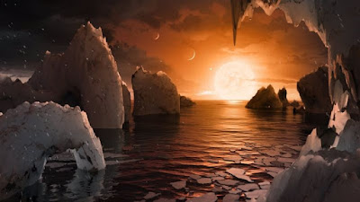Científicos descubren 7 planetas que pueden ser habitables para los humanos