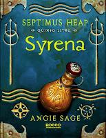 Resenha, Syrena, Angie Sage
