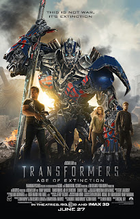 Transformers Age of Extinction 2014 Dual Audio ORG 720p BluRay