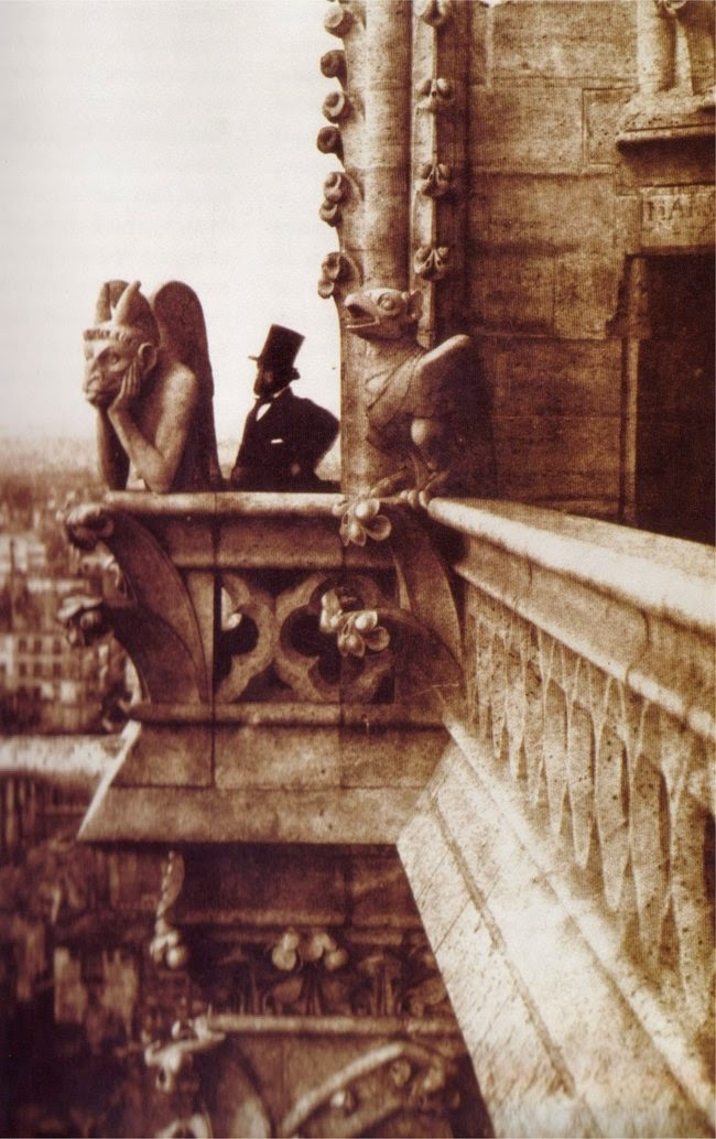 Remembering French photographer Henri Le Secq ~ Photography News 1
