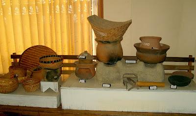 Museum Cakraningrat Bangkalan Peralatan Masak dari Tanah Liat / Lempung