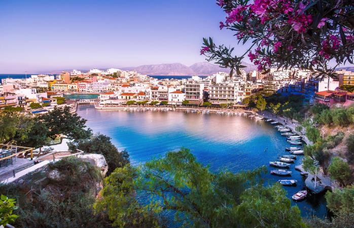 Crete Islands