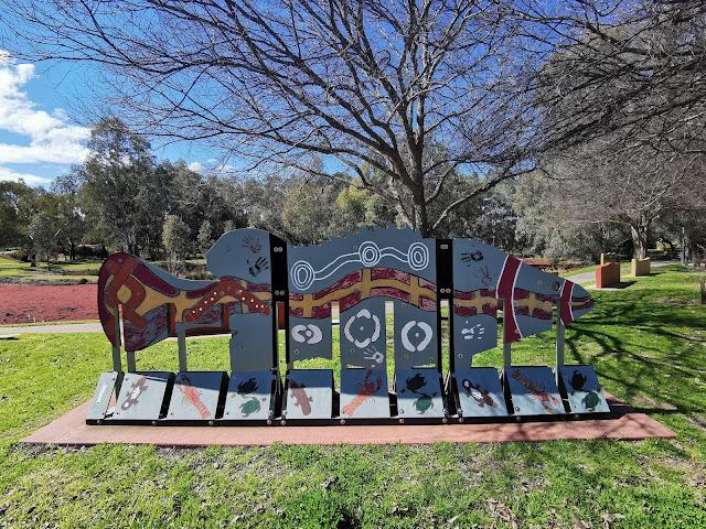 Public Art in Albury NSW