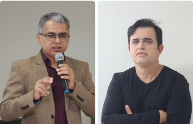 Professor Edvaldo parabeniza Rodrigo Cavalcanti por reassumir Delegacia Regional