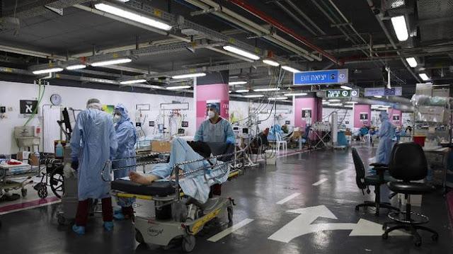 Covid Melonjak di Israel, Pakar Sebut Vaksin Pfizer Kurang Efektif Lawan Varian Delta
