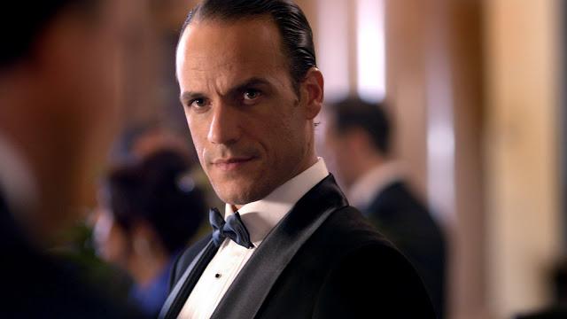 Daniel Grao en 'Mario Conde. Los días de gloria'