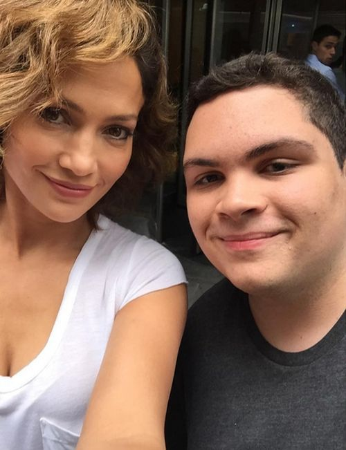 Wish granted: Jennifer Lopez fan follows on Instagram