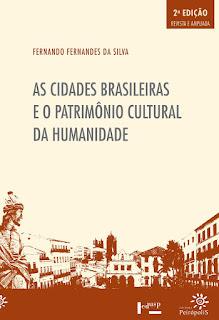 livro patrimônio cultural