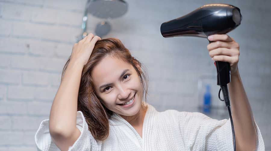 different types of hair blow dryer how it works benefits advantages tools technology