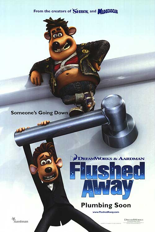 Negromancer 2 0 Flushed Away Was The Best Animated Film Of 2006