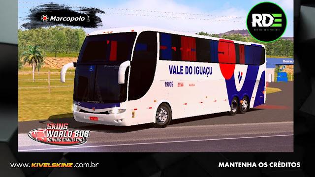 PARADISO G6 1550 LD - VIAÇÃO VALE DO IGUAÇU