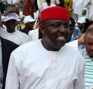 Politics: 2019! Why Gov. Okorocha wants to handover to me – Nwosu