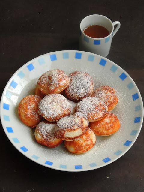 Vitumbua, Tanzanian Coconut Doughnuts