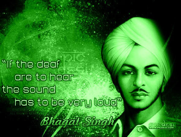 Bhagat Singh Photo Hd Wallpaper: Bhagat Singh Wallpapers And Pics For Facebook Fb/whatsapp