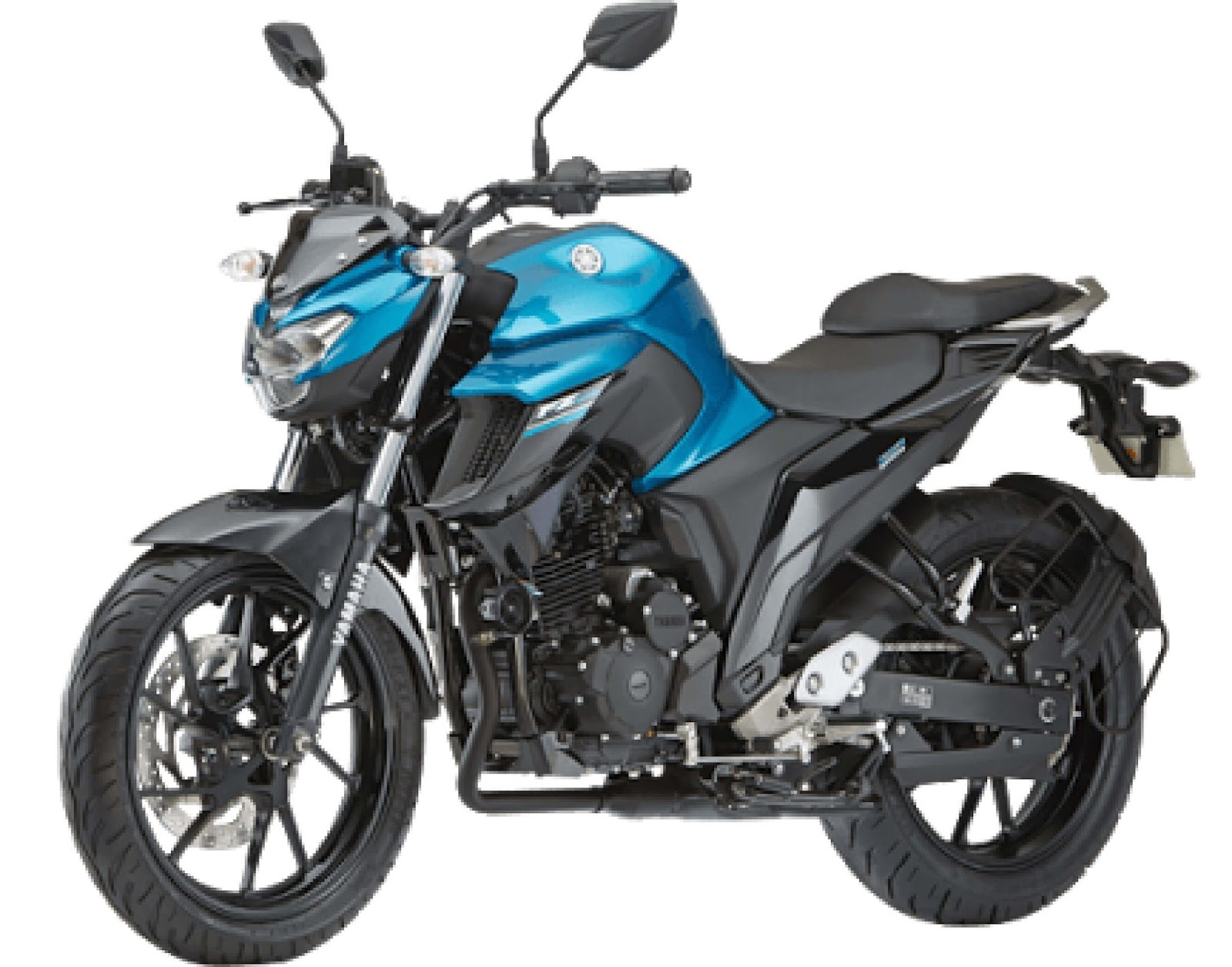 Fz Version 2 Black Colour >> Yamaha FZ 25 (Vietnam) - Ms-Blog