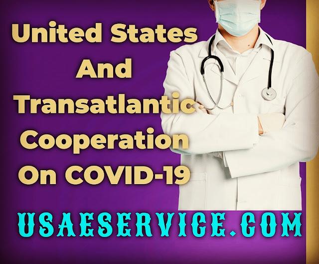 United States Cooperation On Coronavirus COVID-19