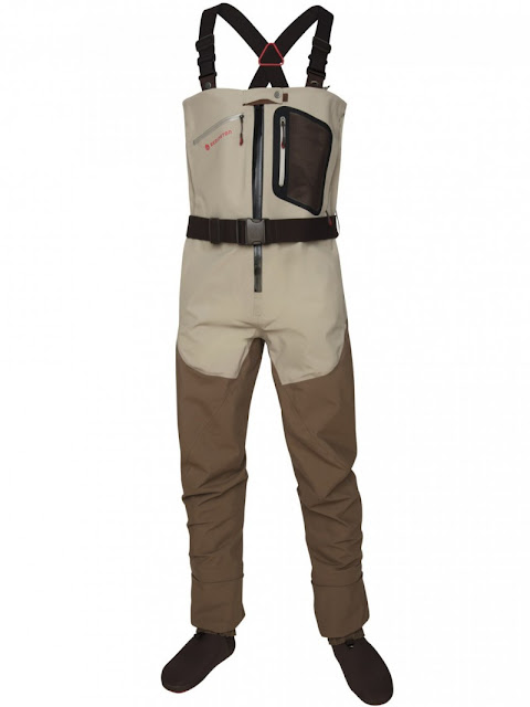 Jon baiocchi fly fishing news redington sonic fly wader for Fishing waders reviews
