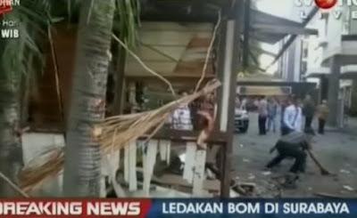 Ataque do Estado Islâmico a igrejas deixa mais de dez mortos na Indonésia