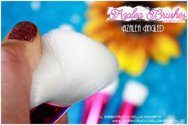 azalea brush angled blush