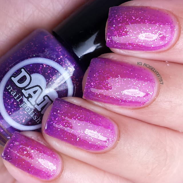 Dam Nails - Dear Fuchsia Husband