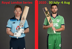 Royal London One-day Series Eng vs Ire 2020 full team squad !! Eng vs IRE 2020 !! Eng vs IRE