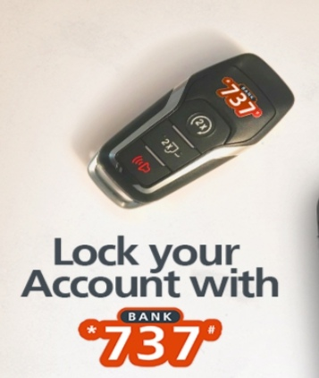 737 Codes to lock your gtbank account incase of theft