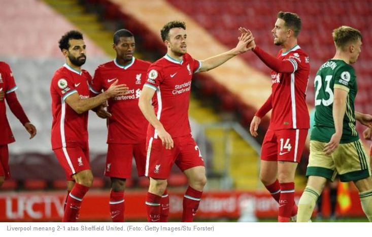 Liverpool vs Sheffield United – Highlights