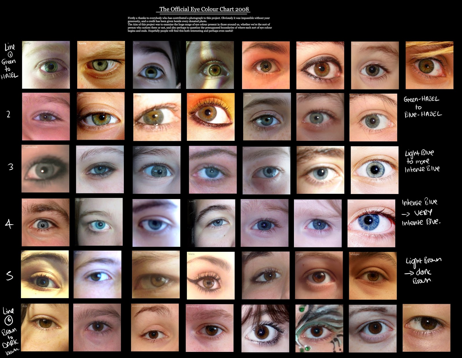 Change your eye color in the blink of an eyecolor contact lenses color lens choices for light eyes geenschuldenfo Choice Image