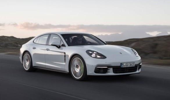 2018 Porsche Panamera 4 E-Hybrid Mpg,Price