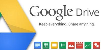 Tips Memakai Google Drive