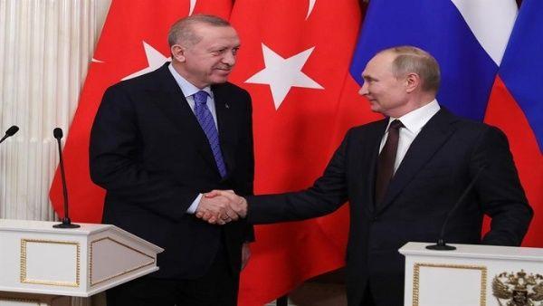 Putin y Erdogan hablan sobre coronavirus y situación en Siria