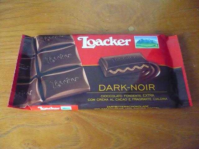 Cioccolato Loacker Dark-noir