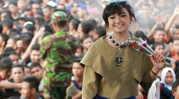 Biodata dan Profil Jihan Audy Penyanyi Lagu Dangdut Koplo Paling Top 2018
