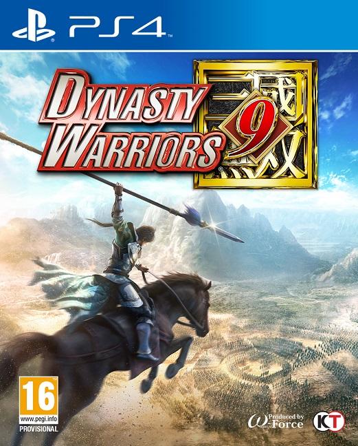 Se desvela fecha de lanzamiento y contenido de reserva de Dinasty Warriors 9