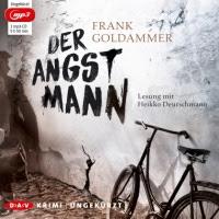 Cover: Goldammer, Frank: Der Angstmann