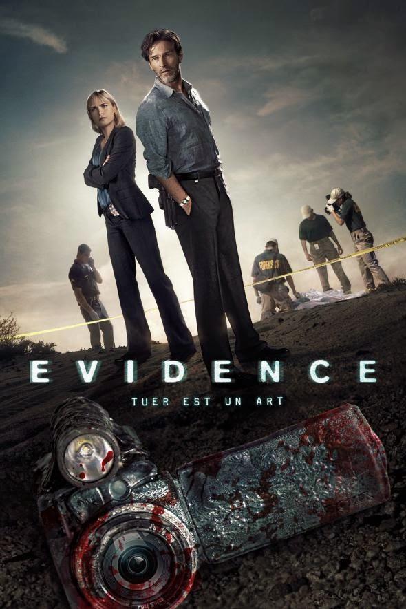 Evidence ชนวนฆ่าขนหัวลุก [HD][พากย์ไทย]