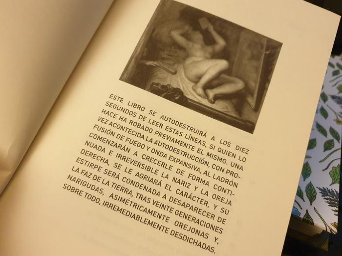 Roba este libro, de Miguel Albero. Abada Ediciones