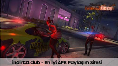 madout open city hile apk