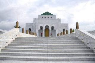 الغابون تتفتح نسخة طبق الأصل من ضريح محمد الخامس