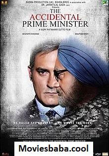 The Accidental Prime Minister (2019) Full Movie Hindi HDRip 480p