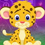 Games4King - G4K Pretty Leopard Escape