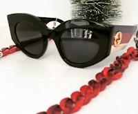 Gioca e puoi vincere gratis un fantastico occhiale modello Gucci con catena