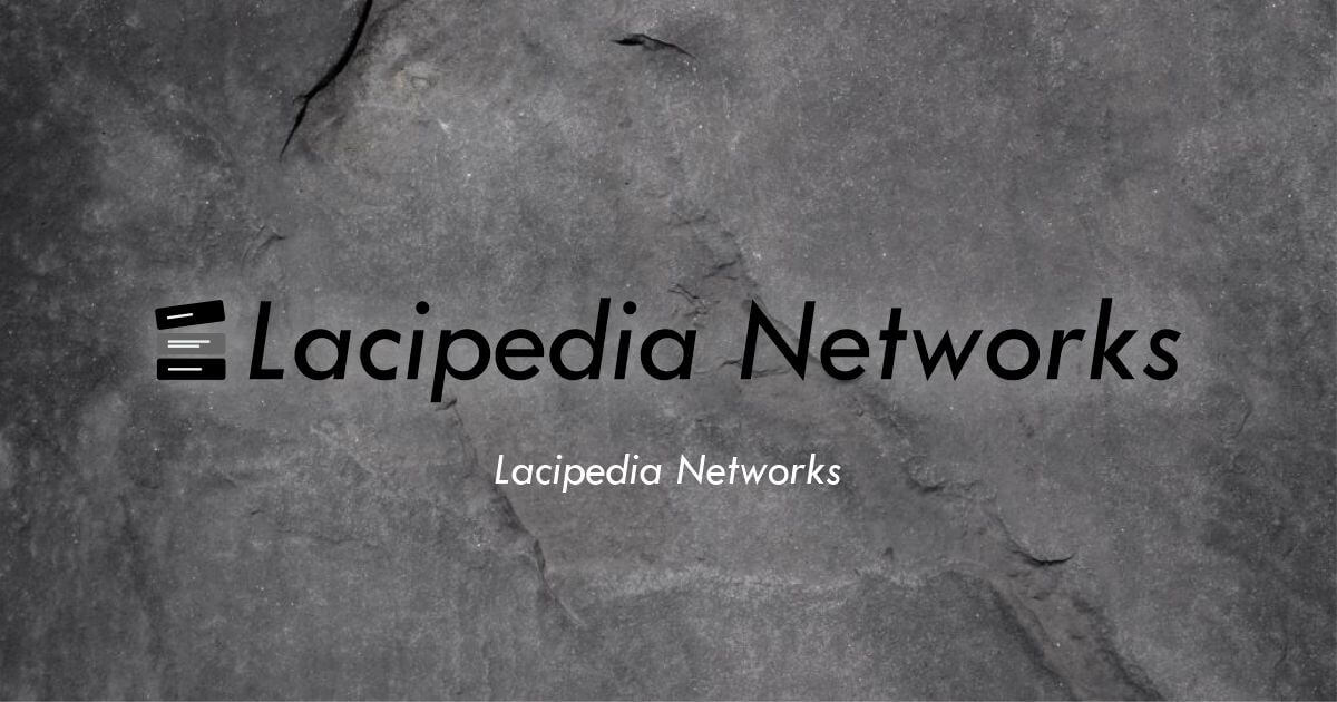 Jasa Website Landing Page Lacipedia Networks