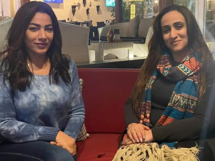 """"""" عبير الصلاحات """" تعلن إنضمامها لعضوية إتحاد الإعلاميات العرب"""